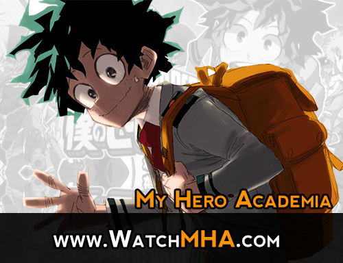 Boku no Hero Academia Episode 1 Subbed